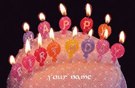 write your name on birthday cake video with english song namegif com