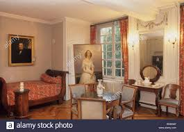 Native House Design by Native House Of French Writer Gustave Flaubert Rouen Stock Photo