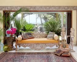 desain gapura ruang tamu desain rumah etnik modern yang indonesia banget rooang com