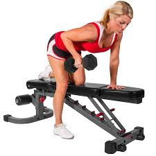 Most Weight Ever Benched Amazon Com Xmark Fid Flat Incline Decline Weight Bench Xm 7604