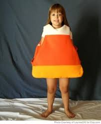 candy corn costume costume of the day candy corn parenting