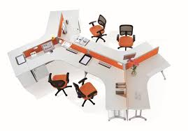 bureau call center call center workstation table 120 degree office cubicle
