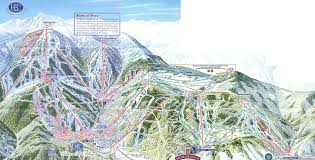 Map Of Colorado Ski Areas by A Review Of Beaver Creek Colorado Ski Bums