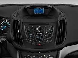 Ford Escape 2013 - 2013 ford escape radio interior photo automotive com