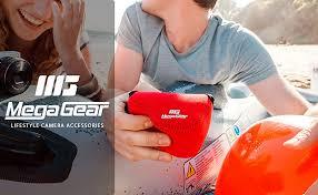 amazon black friday ad canon t6s amazon com megagear u0027 u0027ultra light u0027 u0027 neoprene camera case bag