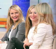 cameron diaz hair cut inthe other woman cameron diaz leslie mann and kate upton are super cute and