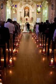 wedding church aisle decorations pictures elegant church wedding