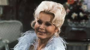 zsa zsa gabor hungarian born actress and socialite dies at 99