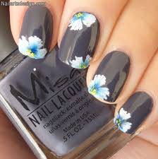 25 best ideas about floral nail art on pinterest spring nails