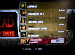 halloween gaming 2 the walking dead telltale videogame and tv