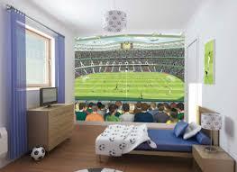 jungen jugendzimmer jugendzimmer einrichtungsideen für junge fußballliebhaber