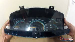 holden commodore vr vs speedo gear replacement tutorial wmv youtube