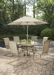 Jaclyn Smith Patio Furniture Replacement Parts by Aluminum Dining Table Jaclyn Smith Outdoor Design By Kmart