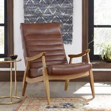 Brown Accent Chair Accent Chairs Dwellstudio