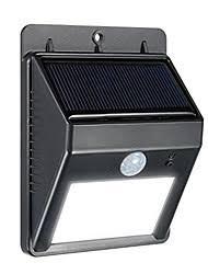 Solar Lights For Driveway by Wall Mounted Solar Lights Lightinthebox Com