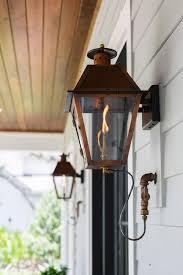 Home Lighting Design Pinterest Best 25 Gas Lanterns Ideas On Pinterest Brick Pavers Exterior
