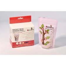 appletree milk storage bag 25pcs