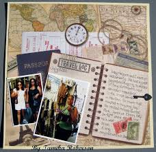 travel log images 659 best scrapping travel images scrapbook layouts jpg