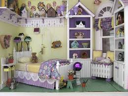 Dollhouse Bed For Girls by 58 Best Dollhouse Bedroom Kids Ideas Images On Pinterest