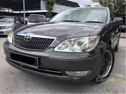 2004 model toyota camry toyota camry 2004 v 2 4 in kuala lumpur automatic sedan grey for