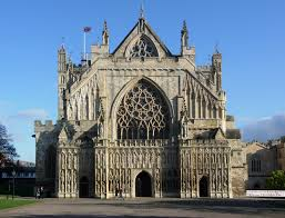 cathedral of exeter ideas for cemetery gatehouse medieval
