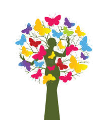 butterfly tree stock vector illustration of creative 14157675