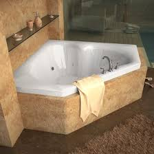 Drop In Bathtubs For Sale Atlantis Cascade Corner Whirlpool Air U0026 Soaking