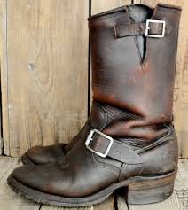 engineer boots vintage engineer boots trust a true original pair of vintage