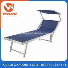 Lightweight Folding Chaise Lounge Beach Lounge Chair With Canopy Beach Lounge Chair With Canopy