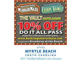 coupons and deals for myrtle beach sc