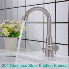 Stainless Faucets Kitchen by Popular Stainless Faucet Kitchen Buy Cheap Stainless Faucet
