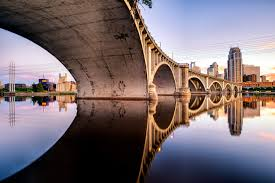 minneapolis photographers third avenue bridge minneapolis mn 5x7 to 17x29 print