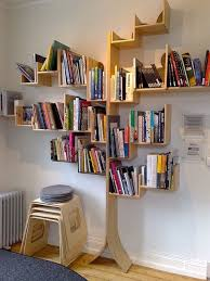 beautiful bookshelf tree bookshelves that creatively display collections in style book