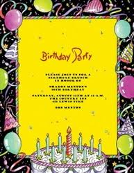 birthday free suggested wording by theme geographics