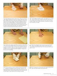 How To Repair Laminate Floor Scratches Finishing How To Fix Very Light Scratches In Polyurethane Finish