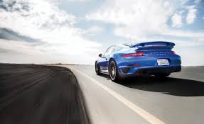 2018 blue porsche 911 gt3 awesome 500 hp engine sound and track porsche 911 turbo turbo s reviews porsche 911 turbo turbo s