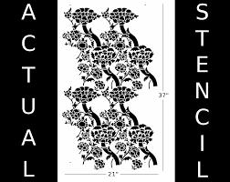 designer wandle william morris wandle stencil stencil stenciling