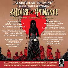 a tale of one house savor a historical tale of horror in house of penance
