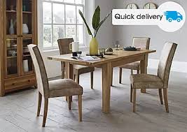 rectangle kitchen table and chairs dining table and chairs sets furniture village