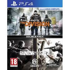 siege console de jeux pack tom clancy s rainbow six siege tom clancy s the