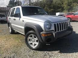 silver jeep liberty interior 2003 jeep liberty sport freedom in frankford de better priced used