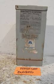 t 2 53012 s acme t253012s general purpose transformer 2kva 240x480v ebay