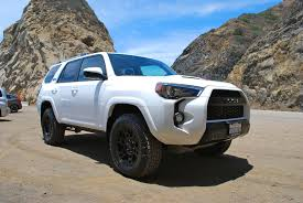Trd Canada Review Toyota 4runner Trd Pro Is A Time Machine You Can Buy Today
