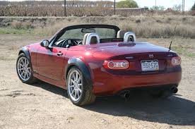 1990 2009 mazda mx 5 habu by flyin u0027 miata review top speed