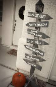 horror movie sign first person present tense