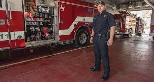 Firefighter Station Boots Canada by Crewboss P P E