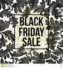 black friday graphics card golden black friday sale lettering background template for your