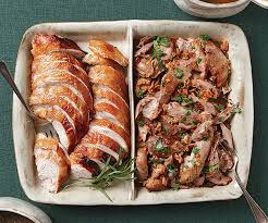 cook your turkey parts separately for a tastier thanksgiving