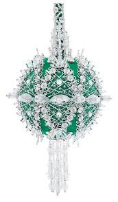 374 best ornaments images on pinterest beaded christmas