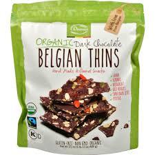 costco royal chocolates organic chocolate belgian thins